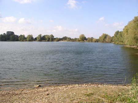 Gewässerbild A des Bögelein